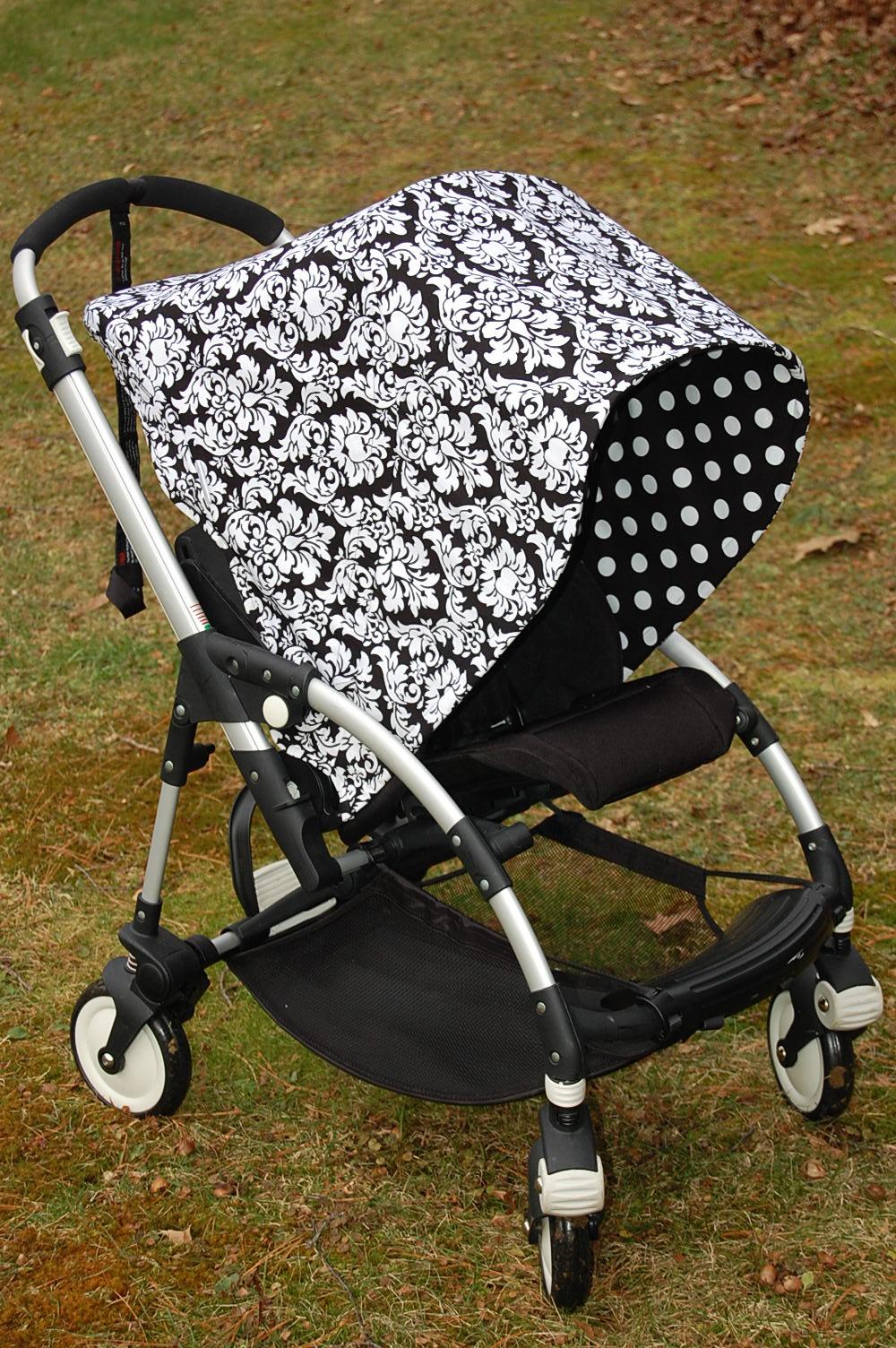 Maine Baby Treats Custom Bugaboo Stroller Covers