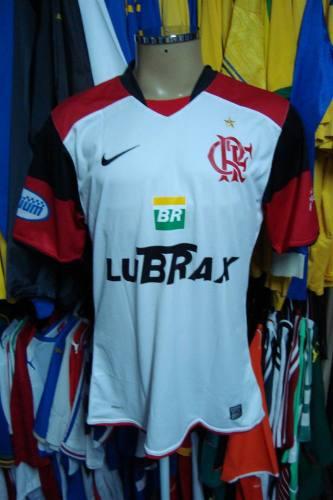 a306d88414dd6 Brechó do Futebol. Bar   Camisetas.  Flamengo 2008 Última Camisa ...