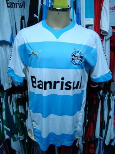 Brechó do Futebol. Bar   Camisetas.  Grêmio Libertadores 2009 Camisa ... e05d3c0c64c70