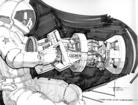 Syd+Mead+2010jpg (480×365) Syd Mead Pinterest Mead, Sci fi - movie storyboard