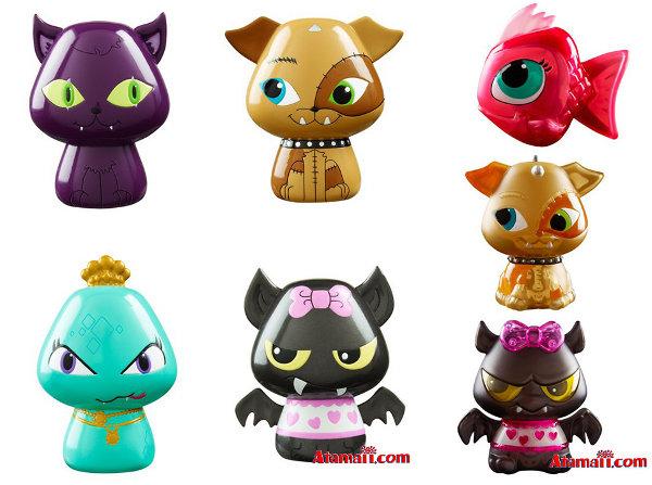 Monster High-Pretty : Monster High Electrocuties Pet