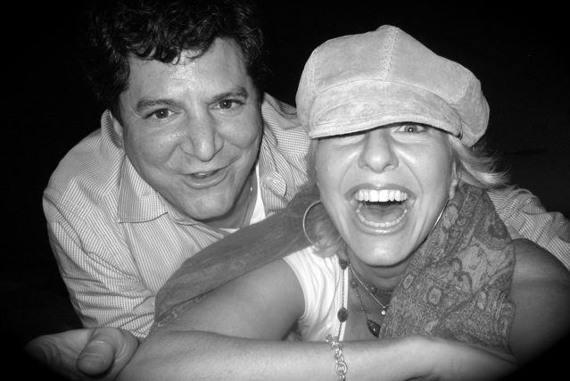 Scott and Sharon