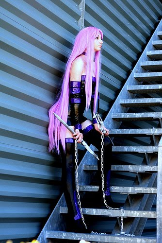 Fate stay night rider cosplay