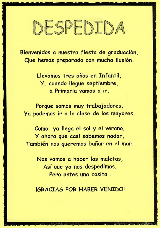 Poemas De Despedidas De La Escuela | apexwallpapers.com