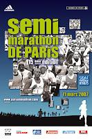 Meia-Maratona Paris 2007