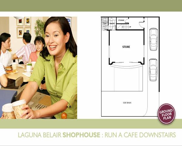 Shophouse: Ground Floor