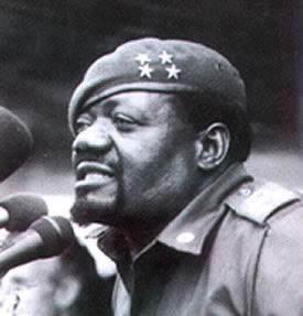 Jonás Savimbi