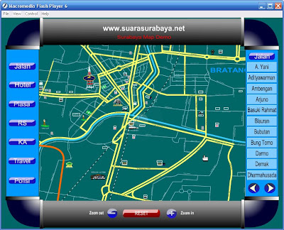 map-surabaya-jatim-demo-flash