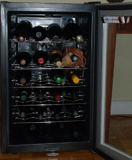 weu0027re now the proud owners of only one avanti wine the avanti ewc28 28bottle wine cooler for a while we had two one working