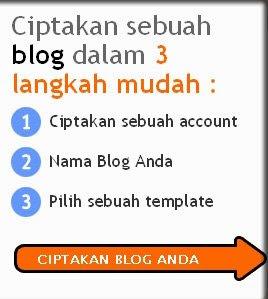 create a blog now