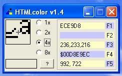 HTML color V.1.4