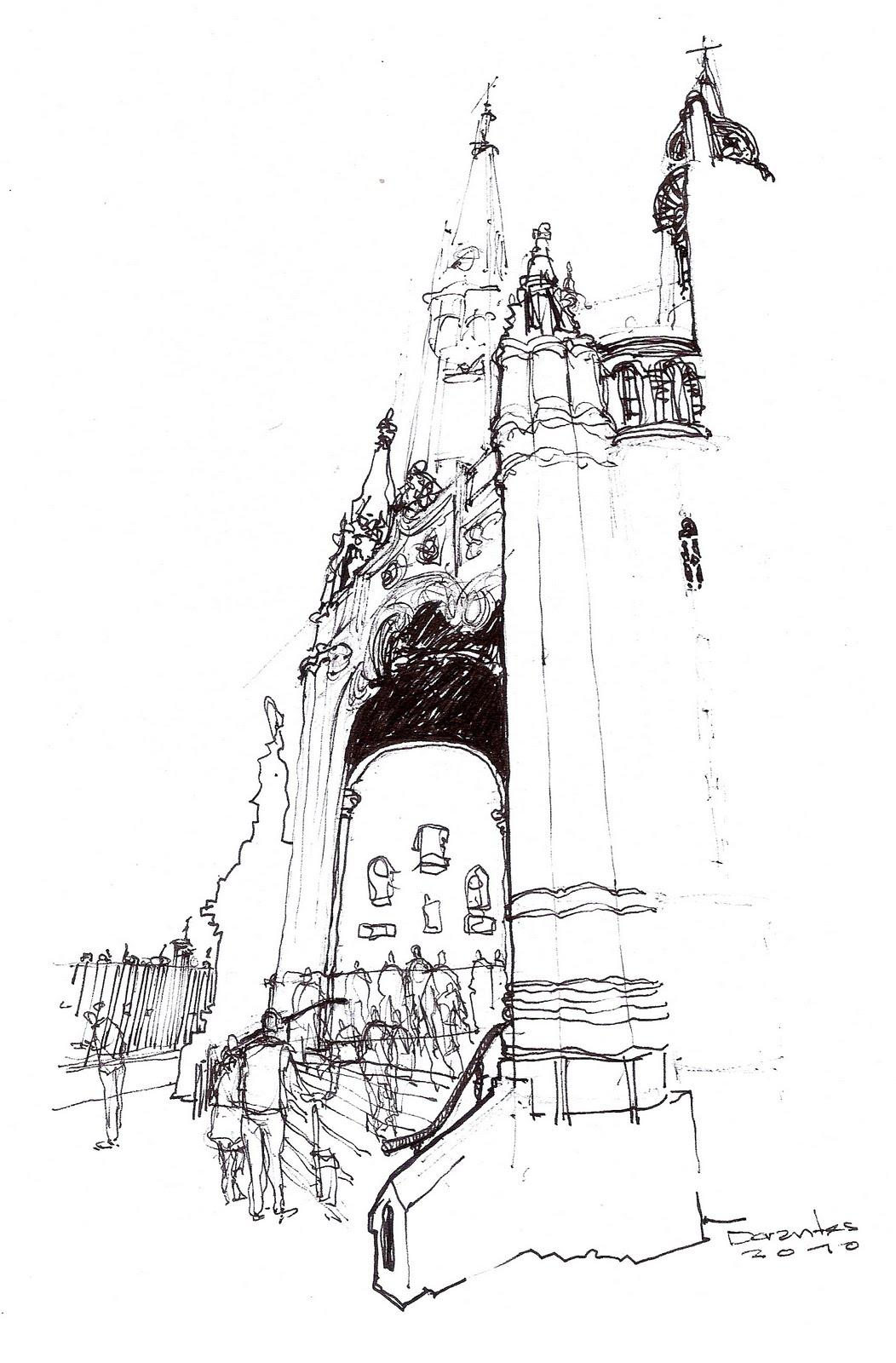 Dibujos De Arquitecto Noviembre