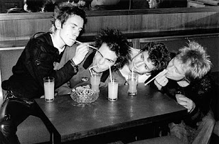 best sex pistols photo ever