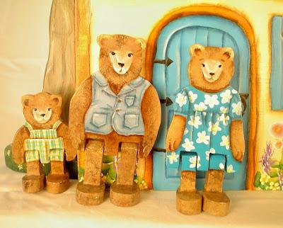 Best Loved Child Goldilocks And The Three Bears