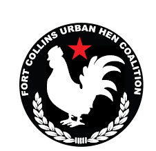 Logo inspired by the chickens...