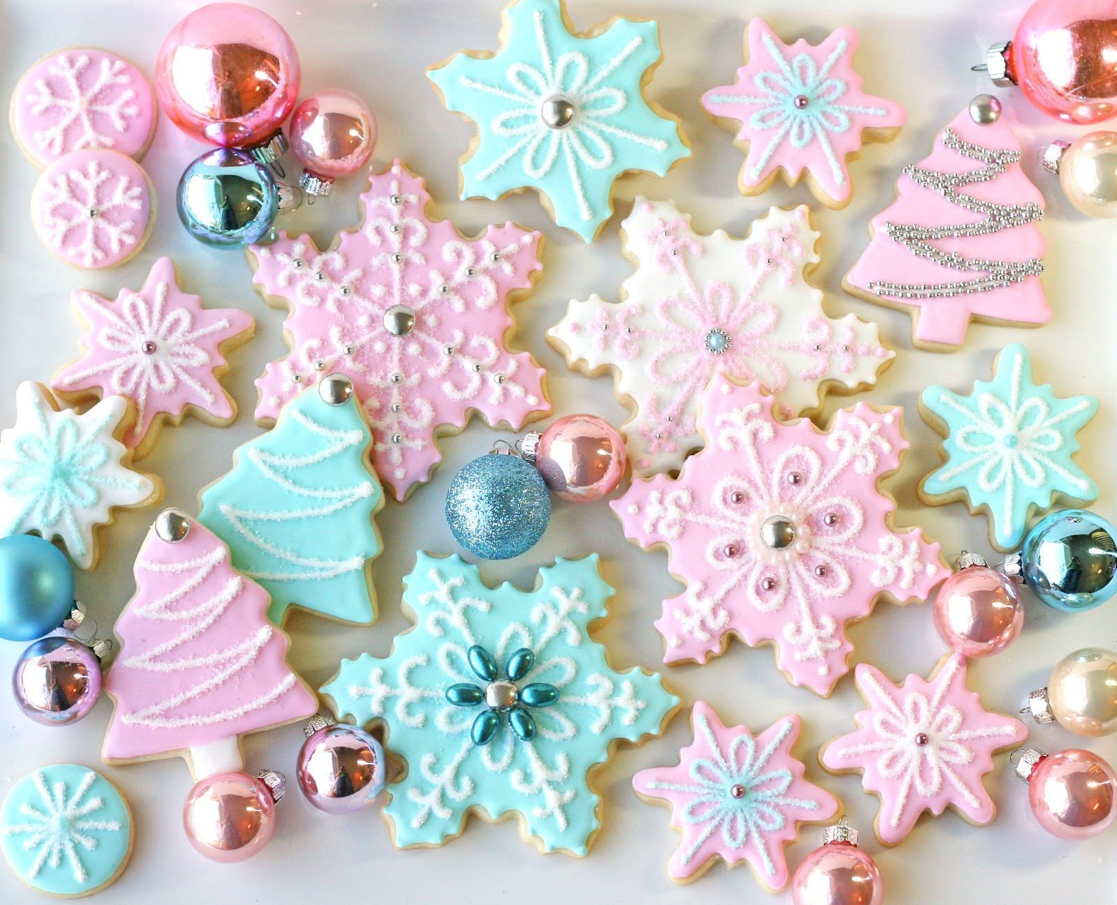 Christmas Cookies Galore!! - Glorious Treats