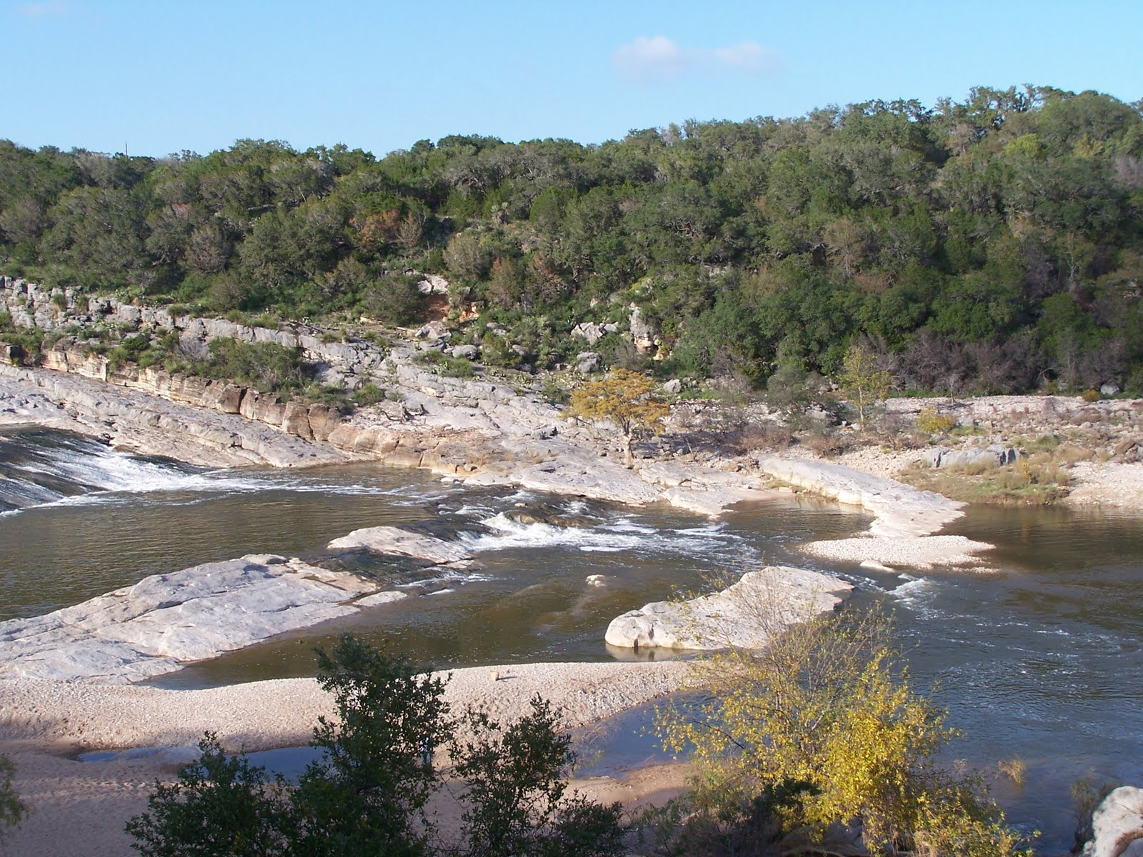 About Life In The Texas Hill Country: Pedernales Falls ...