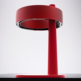 Lampada Da Tavolo Rossa Forum Arredamento It