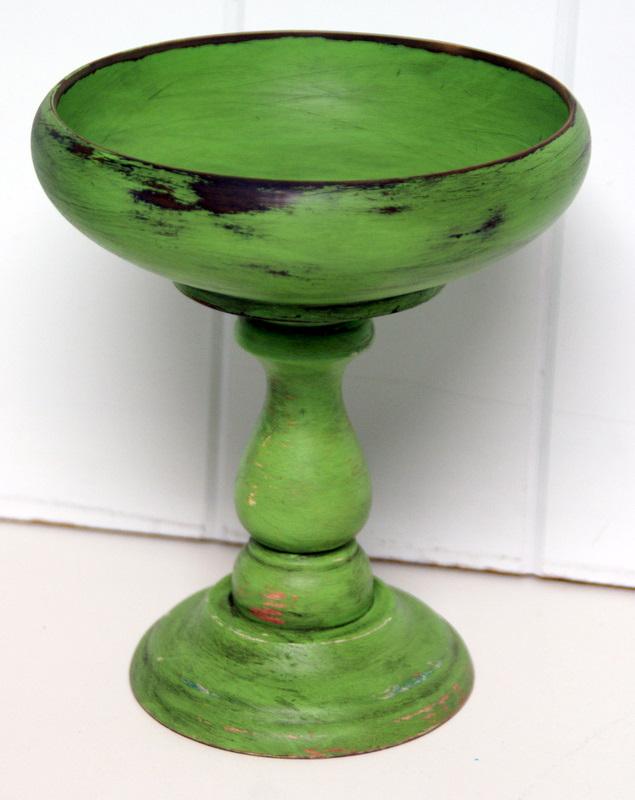 The Speckled Dog Diy Pedestal Bowls