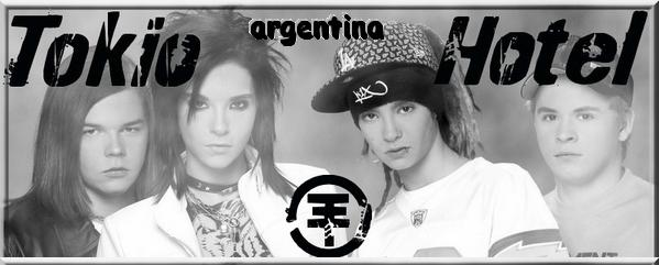 *Tokio Hotel-Argentina*