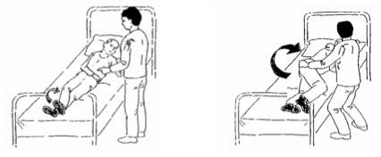 Pocket study movimentazione e deambulazione - Mobilizzazione paziente emiplegico letto carrozzina ...