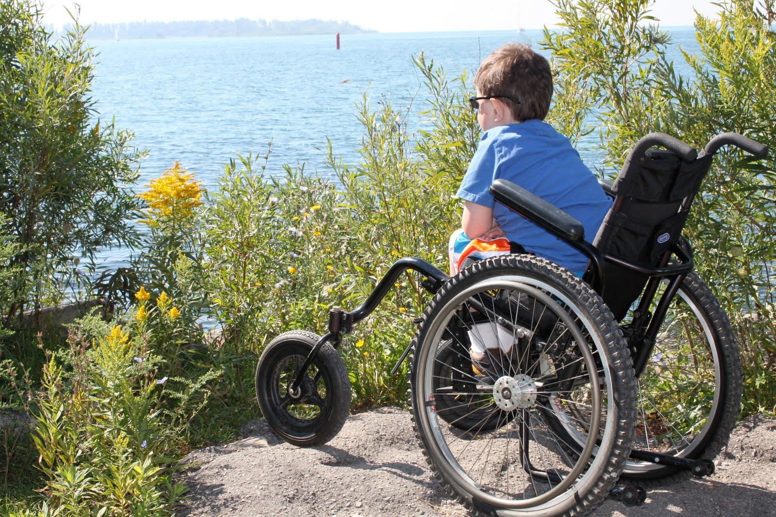 Wheelchair Genius Quinton Spica Body Cast Bing