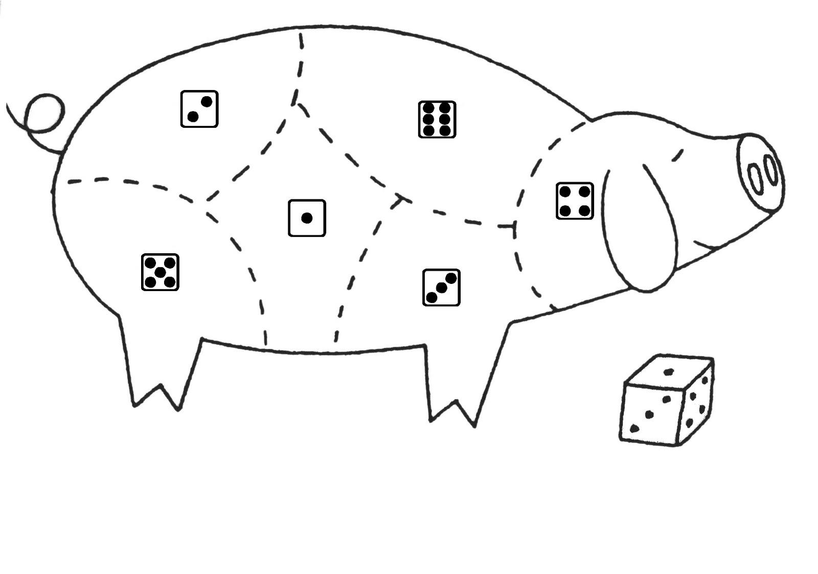 Dessiner Un Cochon En Maternelle Colorier Les Enfants