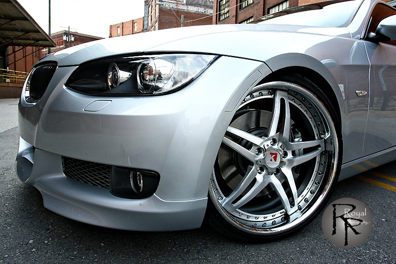 royal photography llc a man 39 s car bmw 335i custom wheels for sale. Black Bedroom Furniture Sets. Home Design Ideas
