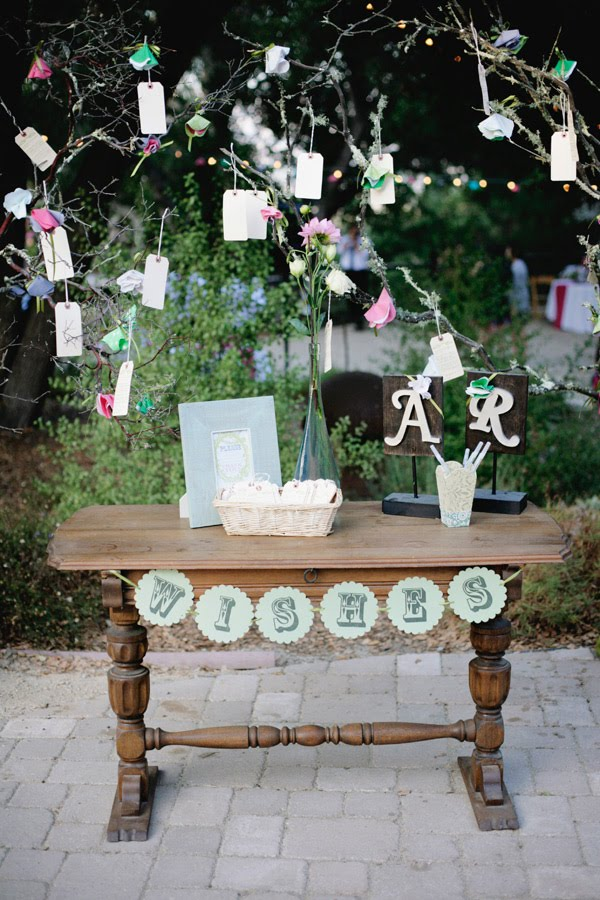 ONE LOVELY DAY wishing tree