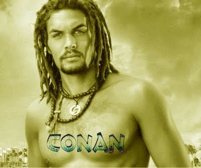 Jason Momoa is Conan the Barbarian!