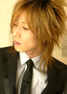 Japanese Long Hair Styles for Men