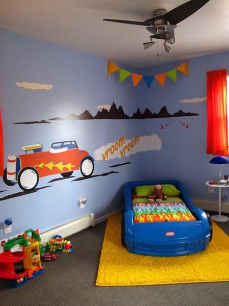 Arquitetura E Interiores Quarto Infantil