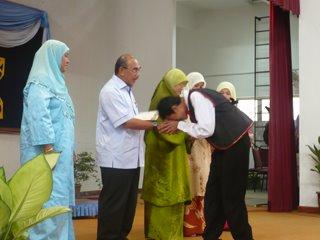 Majlis Anugerah Pelajar Cemerlang dan Mesyuarat PIBG SMKBT