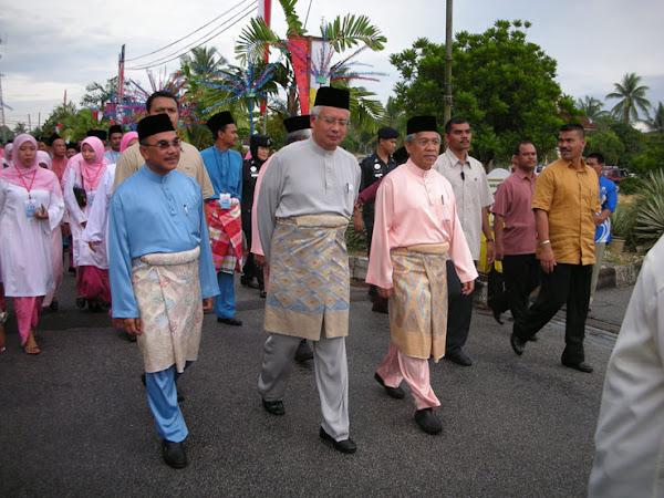 Perasmian Persidangan Agung Umno Bahagian Kuala Nerus oleh Y.A.B Dato Seri' Mohd Najib
