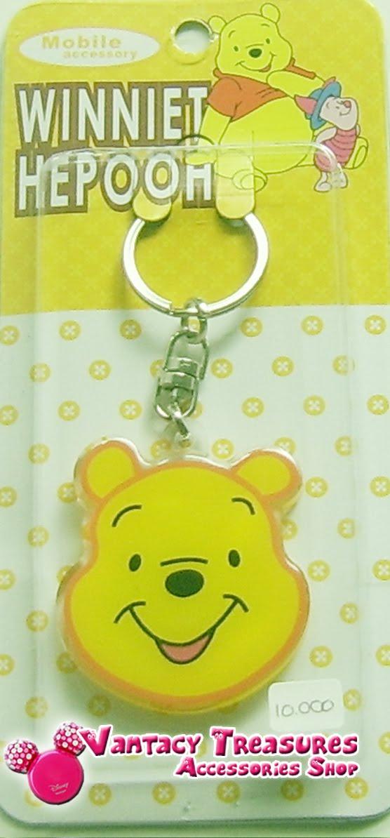 vantacy treasures gantungan kunci winnie the pooh