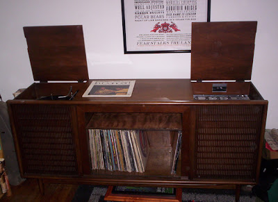 1968 Philco Home Stereo Console
