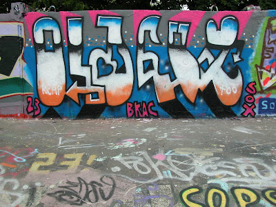 Streetart und Graffitiblog Dresden