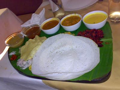"Lunch at ""Rice Boat"" Bandra, Mumbai"