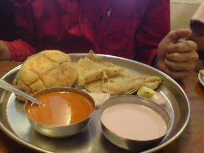 Surmai Thali - Jai Hind, Bandra