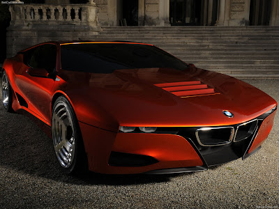 BMW M1 Concept 2008