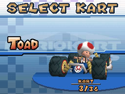 Leave Luck To Heaven: Mario Kart DS ~Lap 4~ Time Trials, The