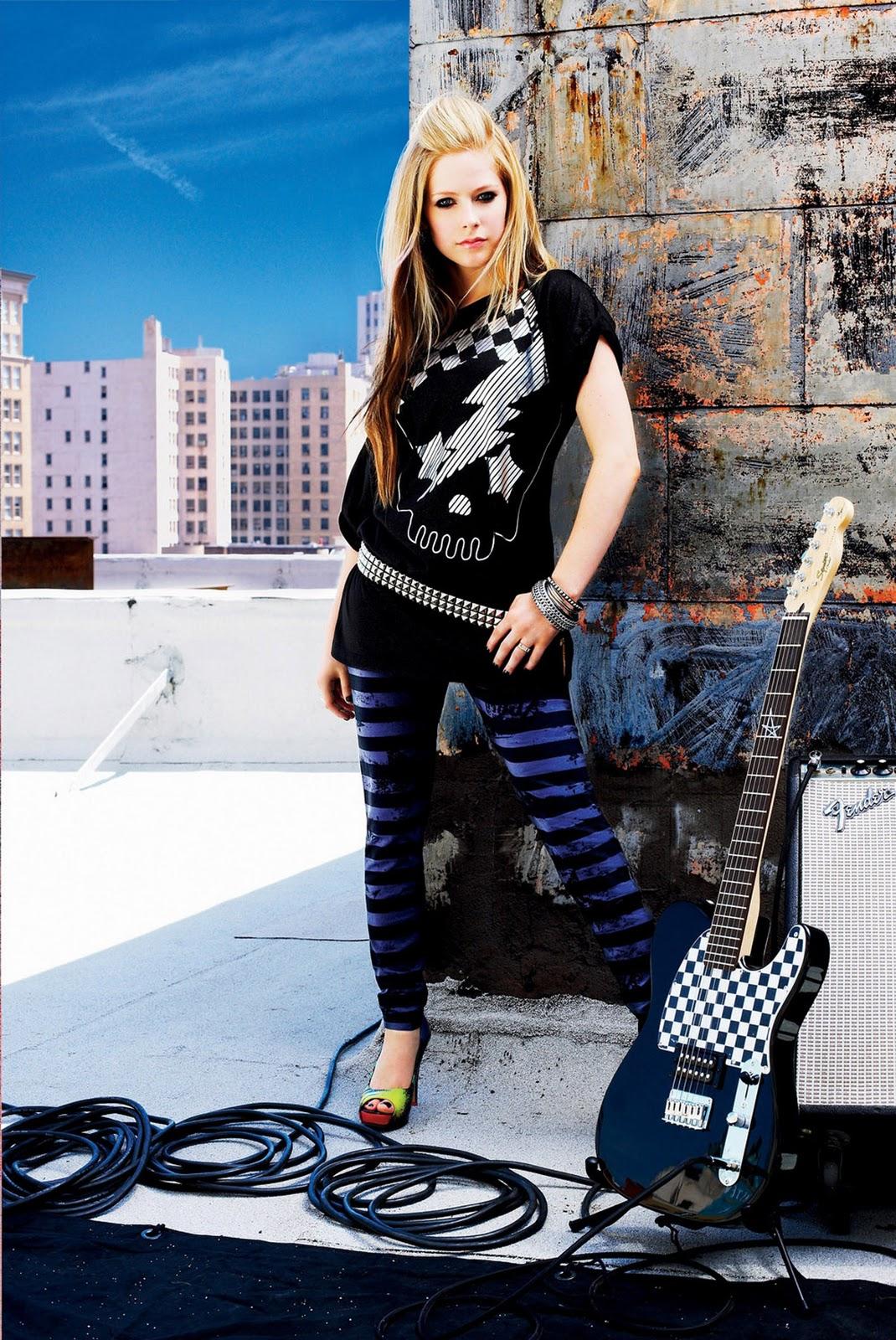 Avril Lavigne Clothing