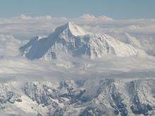 الذكرى السنوية الأولى لصعود جبل ايفرست ( قمة افرست )