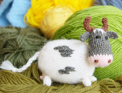 Free Crochet Cow Patterns Crochet And Knitting Patterns