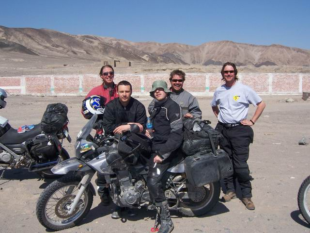 the blokes nazca 07