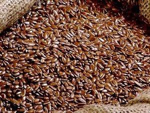 अलसी के फ़ायदे | Flax Seeds (Alsi) - Health Benefits ...  |Flax Seed In Hindi
