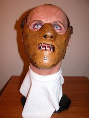 Horror Mask For Halloween Party Seen On  www.coolpicturegallery.us