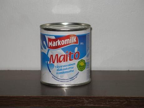 Laktoositon Kondensoitu Maito
