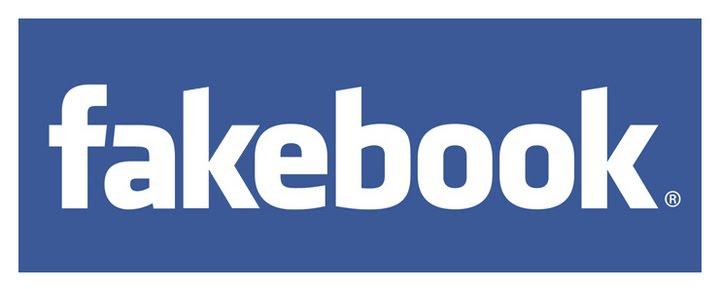 Facebook har blivit fakebook