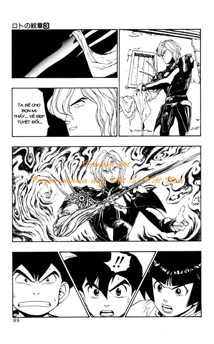 Dragon Quest: Emblem of Roto chapter 9 trang 73